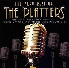 The Very Best of the Platters by The Platters (CD, Apr-2008, Universal Music)