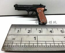 """Dragon 1/6 Scale M92F Pistoal Action Figure Weapon Model For 12"""" Soldier Doll"""