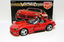 1:12 Anson Dodge Viper rt/10 red new en Premium-modelcars