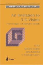 An Invitation to 3-D Vision: From Images to Geometric Models (Interdisciplinary