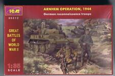 "ICM 1:35 #35312 PzKpfw II Ausf L ""Luchs"" +5 Crew Arnhem Operation factory Sealed"