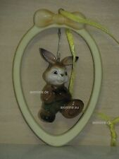 +# A015992_40 Goebel Archiv Muster Ornament Ostern Hase Bunny in Lederhose