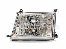 Headlights for Toyota Land Cruiser 100 2000-2005 LEFT Driver Side Manual Contorl