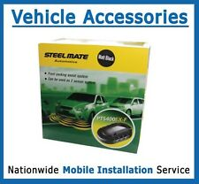 Steelmate pts400ex front sensor kit and nationwide installation