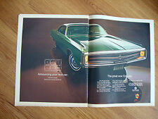 1969 Chrysler 300 2 Door Hardtop Ad  The great New Chrysler