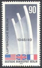 Germany (B) 1974 Berlin Airlift/WWII/Aviation/Air Bridge/Transport 1v (n28278)