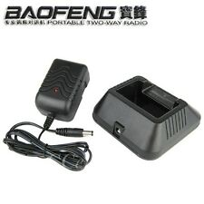 New BAOFENG Original Radio Battery Charger Desktop for UV5R Plus UV5RE Plus A060