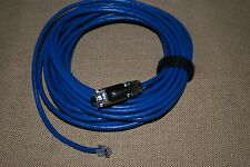 Meade LX200 Classic  #507 Telescope Serial Cable RS-232 25ft