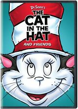Dr. Seuss's Cat In The Hat & Friends (2015, REGION 1 DVD New)