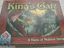 Kings Gate Game-Gioco di kingsgate-intrighi medievale-Fantasy Flight Games