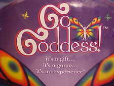 Hasbro Go Goddess Game for Adult Women It's a Gift, a Game Its an Experience NEW
