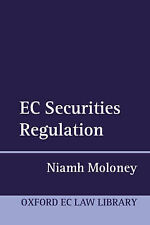 EC Securities Regulation (Oxford EC Law Library)-ExLibrary