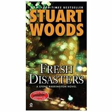 Acc, Fresh Disasters (Stone Barrington), Stuart Woods, 0451221656, Book