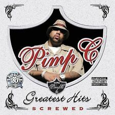 Greatest Hits [Chopped & Screwed] [PA] by Pimp C (CD, Aug-2008, Rap-A-Lot)