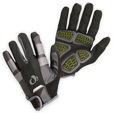 NEW Pearl Izumi Men's P.R.O. Gel Vent Gloves Full Finger Cycling Black - Large L