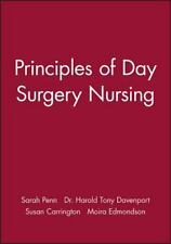 Principles of Day Surgery Nursing-ExLibrary