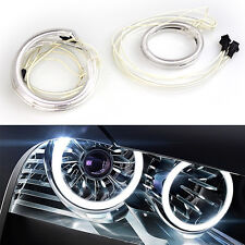 4Pcs For 2003-2007 Mazda 6 Super White CCFL Angel Eyes Halo Ring Light Lamp