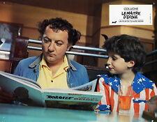 COLUCHE JOSIANE BALASKO LE MAITRE D'ECOLE  1981 10 PHOTO D'EXPLOITATION LOT