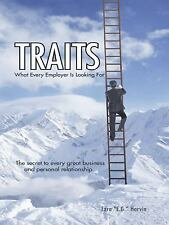 Traits : What Every Employer Is Looking For by Harvin Ezra (2014, Paperback)