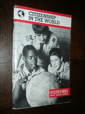 BOYS SCOUTS OF AMERICA - Merit Badge Series 2005 - Citizenship in the world