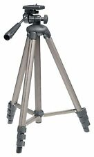 TRE PIED PHOTO TRIPOD21N VIDEO CAMESCOPE TELESCOPES UNIVERSEL 130 CM MAXI 2 Kg