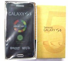 NEW SAMSUNG GALAXY S5 SM-G900V 16GB BLACK VERIZON Straight Talk SMARTPHONE