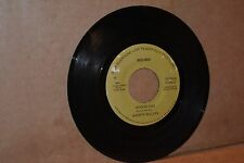 SHORTY BILLUPS: HOOCHIE COO & I WON'T BE AROUND; HELPP 004 VG++ SOUL 45 PM