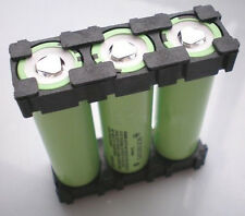 10 Pairs 3x18650 Battery Spacer  Radiating Shell EV Pack Plastic Heat Holder
