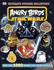 Ultimate Sticker Collection: Angry Birds Star Wars (ULTIMATE STICKER-ExLibrary