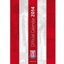 Stoke City 2014 Calendar The Potters English Premier League new Soccer Football