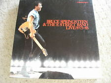 Bruce Springsteen & The E Street Band LIVE 1975-1985, 3 CD Box Set