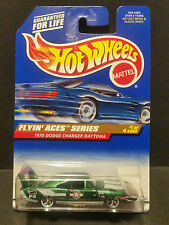 97 Hot Wheels #737 Flyin' Aces Series 1/4 '70 Dodge Charger Daytona -18803 5 Dot