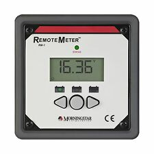 Morningstar remote meter for SunSaver Duo MPPT controllers / SureSine inverters