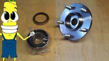 Front Wheel Hub Bearing and Seal Kit Assembly for Mazda MPV 2000-2006