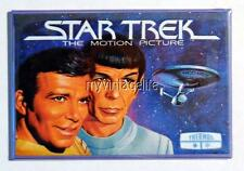 "Vintage STAR TREK The Motion Picture Lunchbox 2"" x 3"" Fridge MAGNET Art"
