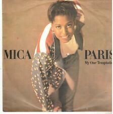 "3759-11  7"" Single: Mica Paris - My One Temptation"