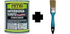 Protection antigravillon blackson bitume noir 1KG + pinceau pour IVECO