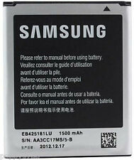 Samsung Cell Phone Battery Galaxy S Duos 2 GT-S7582 3.8V 1500mAh EB425161LU