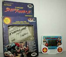 GIG TIGER STREET FIGHTER II CAPCOM GIOCO ELETTRONICO GAME & WATCH DS2 47111