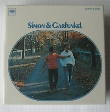 SIMON & GARFUNKEL - PROMO BOX für JAPAN MINI LP CDs NEU