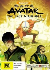 Avatar - The Last Airbender - Earth : Book 2 : Vol 4 (DVD, 2010) Unsealed