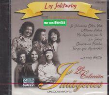 Los Solitarios 2a Coleccion Imagenes CD New Nuevo sealed