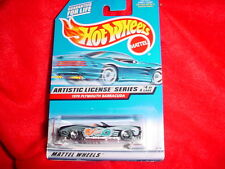 HOT WHEELS #732 1970 PLYMOUTH BARRACUDA 3 SP RIMS TAMPO VARIATION FREE USA SHIP