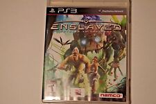 Enslaved: Odyssey to the West (Sony PlayStation 3 2010) COMPLETE, VERY GOOD COND