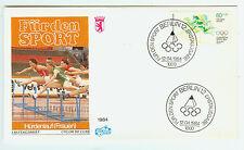 Berlin FDC Ersttagsbrief 1984 Für den Sport Mi.Nr.716