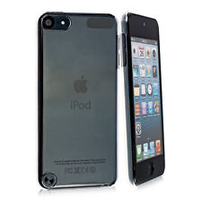 CRYSTAL HARD CASE FOR APPLE IPOD TOUCH 5G TRANSPARENT HARD COVER CASE BACK SHELL