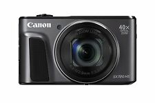 BRAND NEW Canon PowerShot SX720 HS 20.3-Megapixel Digital Camera - Black