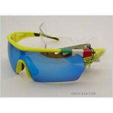 Occhiali SALICE 006ITA giallo lenti RW blu + lenti trasparenti