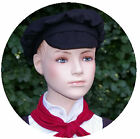 Bakers boy hat / cap boys costume / fancy dress Victorian / Edwardian / Evacuee
