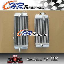 FOR Kawasaki KXF250 KX250F 09 10  2009 2010  aluminum radiator R+L